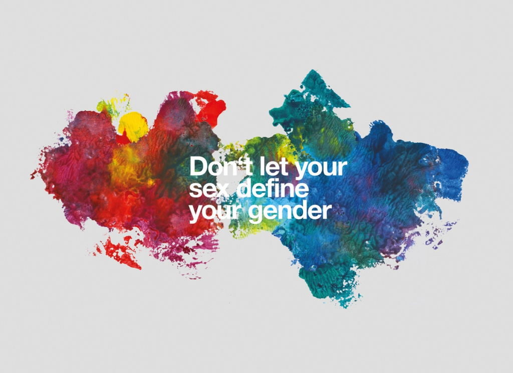 Julian Behrenbeck Don't let your Sex define your Gender
