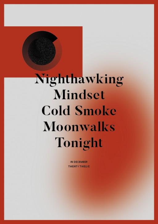 Julian Behrenbeck Poster Design