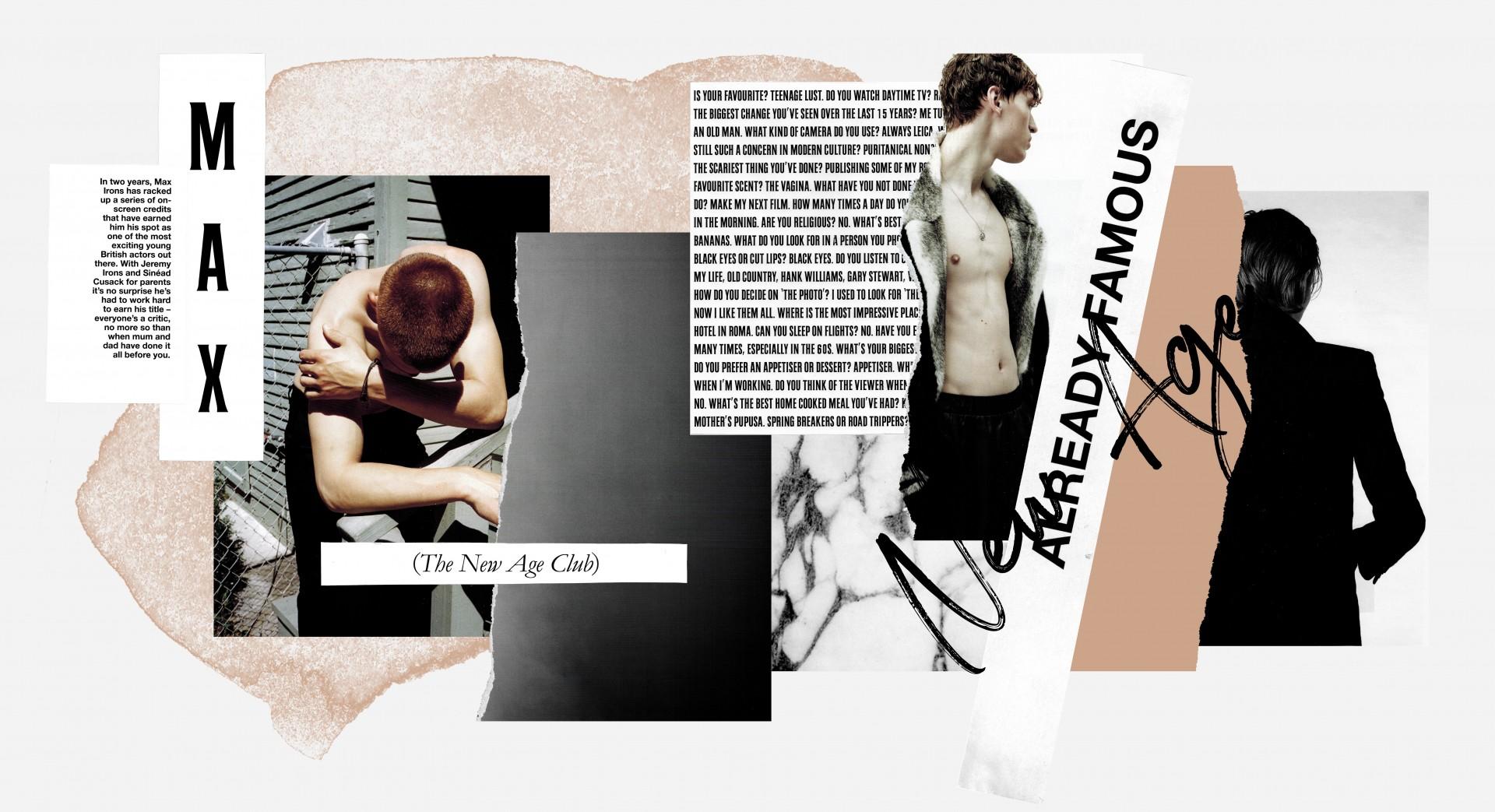 Julian Behrenbeck Collages