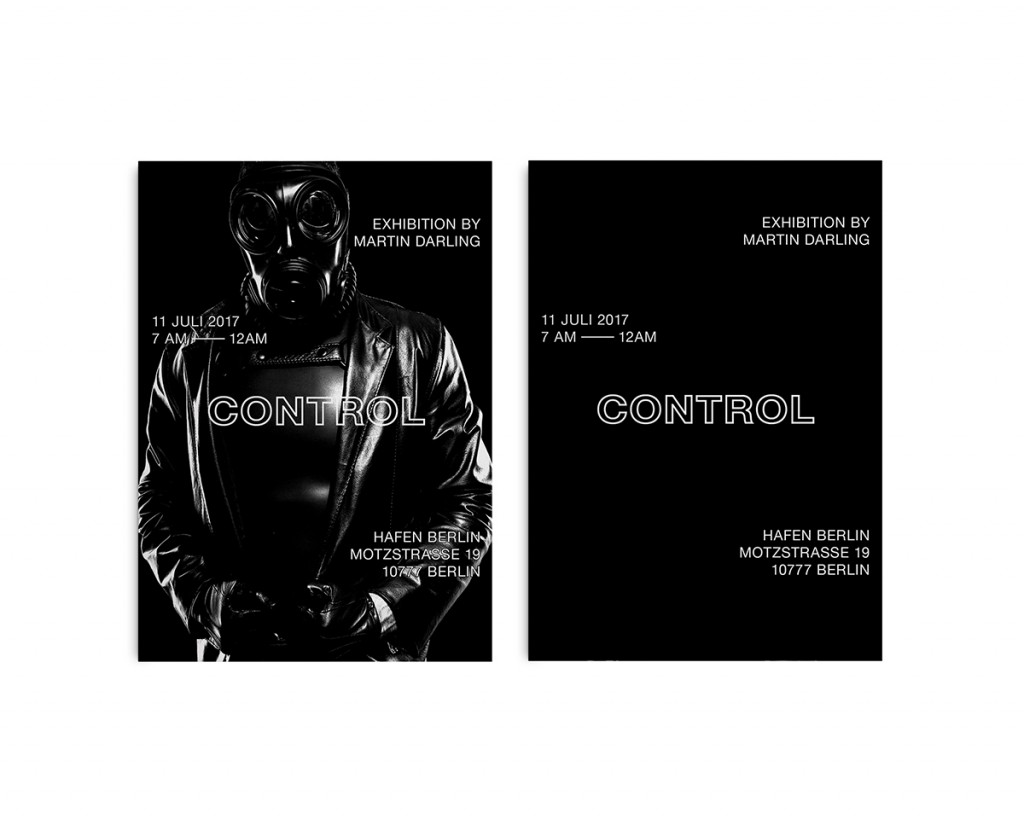 "Julian Behrenbeck ""CONTROL"" Exhibition by Martin Hron"