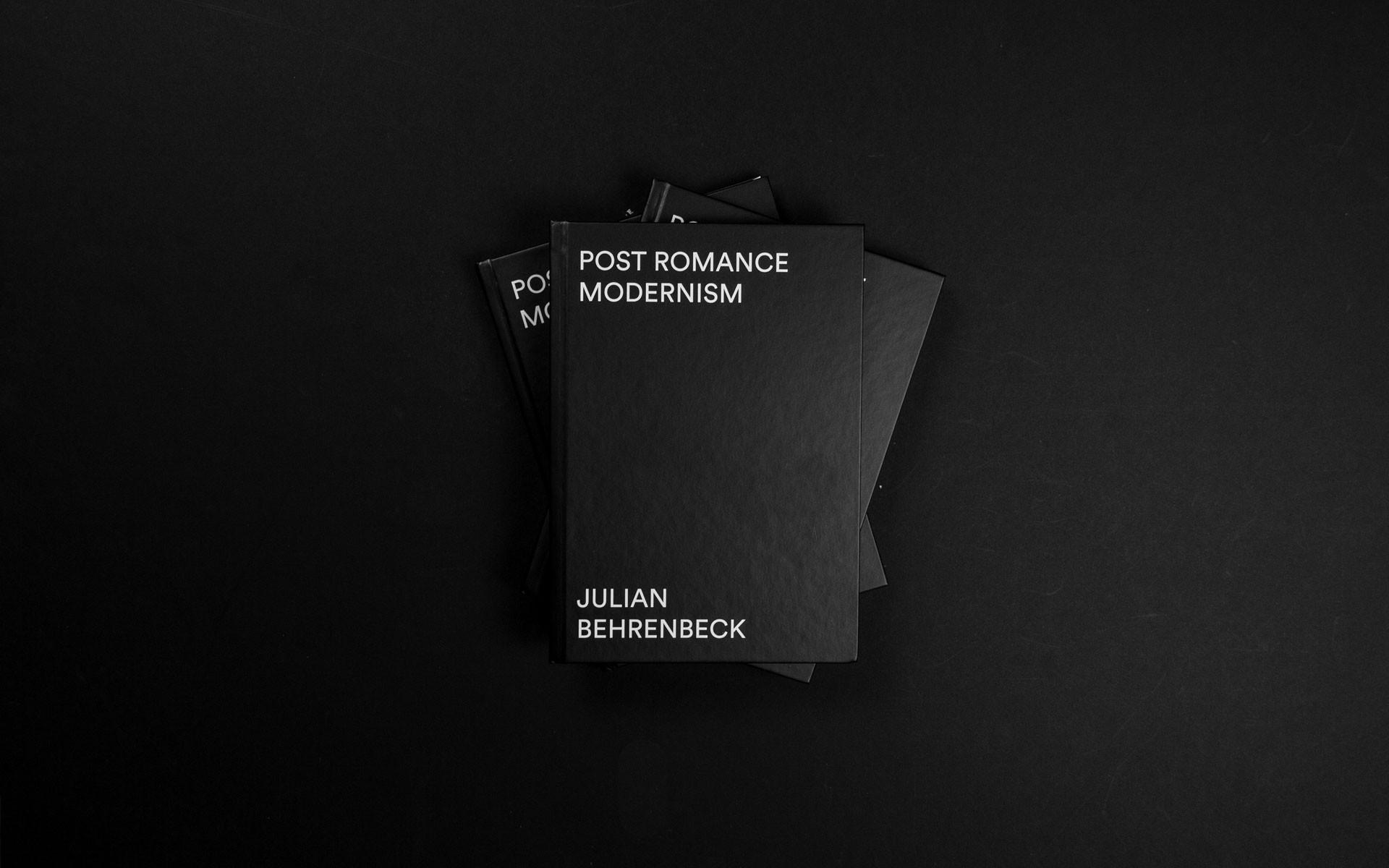 Julian Behrenbeck Post Romance Modernism